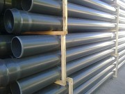 Трубы ПВХ для напорного водопровода Киев