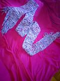 Шарф для девочки женский вязаный длина 250 см Киев