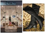 Фирменные ботфорты от Pollini Одесса