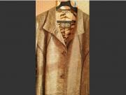 Кожанное пальто Одесса