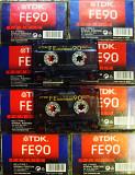 Кассеты TDK (90мин) тип 1 с записью Днепр