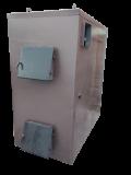 Твердотопливный пиролизный котел воздушного отопления KFPV-150 от производителя Кременчуг