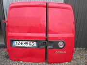 Дверь задняя Fiat Doblo 2010-2015 Ковель
