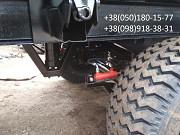 Прицеп тракторный НТС -12 с гидравлическим стояночным тормозом Орехов