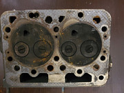 Головка блока цилиндров двигателя Кубота Kubota Z400/Z482 СТ-2.29 29-70001-00 б\у Черновцы