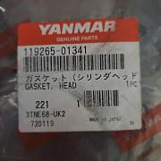 Прокладка гбц yanmar 3tne68 . 3.68 (119265-01341) original Черновцы