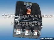Автоматический выключатель а 3716, а 3124, производитель Чернигов