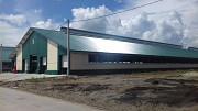 Здания и сооружения для сельхозпродукции из Сэндвич панелей Одесса