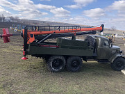 Ямобур БКМ 3, 5 на базе Зил 157 конверсионный Одесса