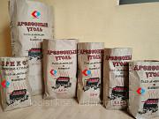 Мішки паперові під деревне вугілля 2,5 кг Харьков