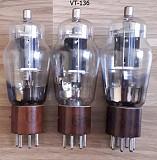 Лампы для Hi-Fi усилителей VT-136 и 1625 Одесса