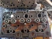 Гбц головка блока цилиндров  кубота   kubota d 1503. d 1403 . d 1703 Черновцы