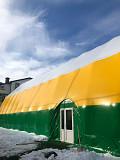 Пневмокаркасные (надувные) быстровозводимые мобильные здания и сооружения Харьков