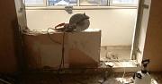 Резка проемов, выходы на балкон, демонтаж сантехкабин в Харькове Харьков