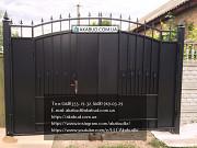 Кованые распашные ворота Кривой Рог