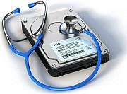 Обслуживание жесткого диска компьютера. Оценка здоровья и лечение. Восстановление данных Кривой Рог
