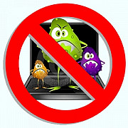 Удаление компьютерных вирусов, червей и руткитов, блокировка рекламы. Выезд на дом Кривой Рог