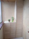Шкаф на балкон Киев
