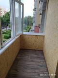 Балкон под ключ с выносом по плите Харьков