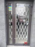 Раздвижные решетки Ромб Prof для защиты магазинов г. Львов Львов