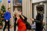 Новогодняя ночь 2022. Ведущая, музыканты, шоу программа Одесса