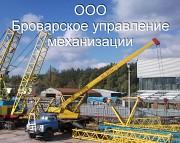 Аренда автокранов Бровары Киевская область Бровары