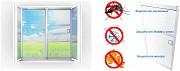 Бесплатный замер и выезд дизайнера: жалюзи, тканевые ролеты (рулонные шторы), москитные сетки Киев