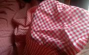 Универсальная ткань Виши для пошива масок, одежды, штор, белья Львов