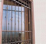 Решётки оконные, дверные и балконные разных форм и рисунков Одесса
