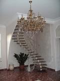 Лестницы и перила металлические, от простых до кованных Одесса