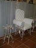 Столы, стулья и кресла кованные Одесса