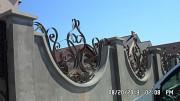 Заборы, решетки, навесы, лестницы и др.изделия из металла Одесса