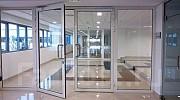 Алюминиевые окна, двери, перегородки. Стильные и современные Киев