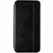 Book Cover Leather Gelius for Meizu M6t Black Полтава