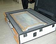 Коробки для перевозки картин в самолете. Украина Киев