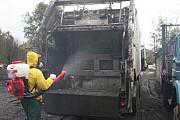 Дезинфекция транспорта Киев