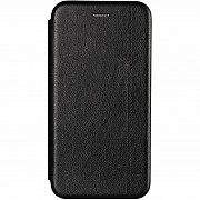 Book Cover Leather Gelius for Huawei Y7 (2019) Black 72631 Полтава
