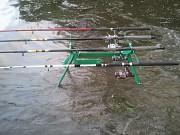 Подставка на 3-4 удилища, фидерного, поплавочного, донного (+ видео) Киев