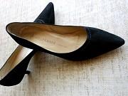 Туфли замшевые Peter Kaiser 36р доставка из г.Винница