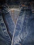 """Джинсы синие c завышенной талией """"New Look"""" размер W29 L30 100% Cotton доставка из г.Киев"""