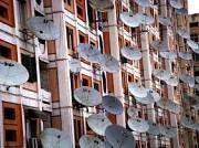 Установка спутникового телевидения в Малиновском районе г.Одессы Одесса