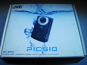 Новая видеокамера JVC Picsio GC-WP10 для подводной съемки Днепр