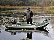 """Нові надувні човни """"BARK"""" від офіційного дилера з документами і гарантією Львов"""
