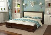 """Ліжко соснове, нове, в упаковці, """"регіна"""" спальне місце 160/200, недорого Львов"""
