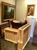 Как упаковать предметы искусства и пройти таможню. Украина Киев