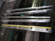 Ножи для гильотинных ножниц и пресс-ножниц длиной до 1300 мм - изготовление под заказ Чернигов