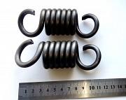 Усиленные пружины для качели на большой вес. Пружины качели 200-250 кг. Проволока 7 мм. Недорого Харьков