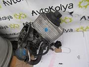 Корпус масляного фильтра VW Passat B6 2.0 tdi 2005-2010 Ковель