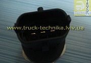 Датчик давления топлива, Man Iveco Volvo Rvi Fiat Ford Opel, редукционный клапан Львов