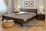 Нове ліжко з натурального дерева Венеція зі складу у Львові Львов